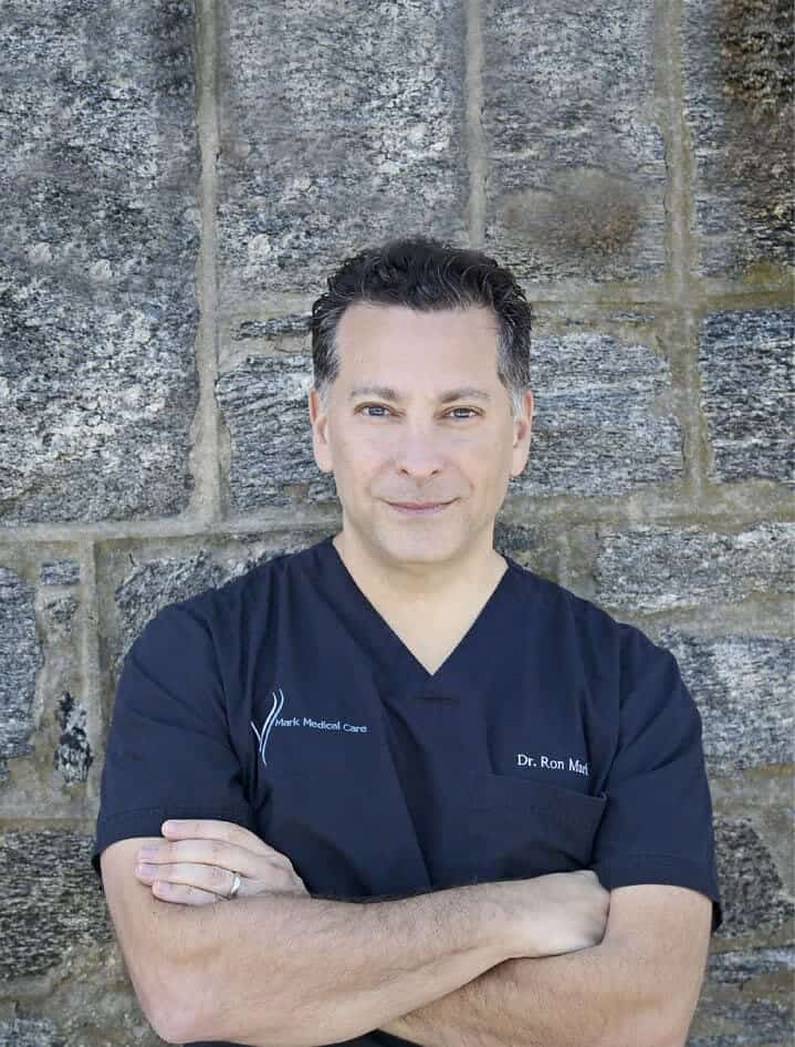"""Dr.  Ron Mark """"The vein doctor"""" answers"""