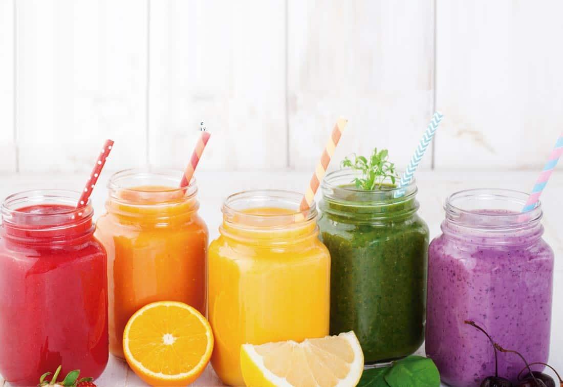 Smoothies, una bebida refrescante durante el verano
