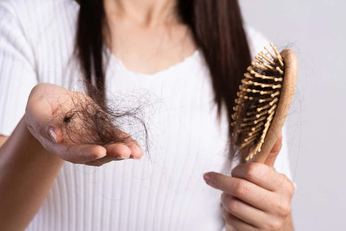 Is hair loss normal during fall season?