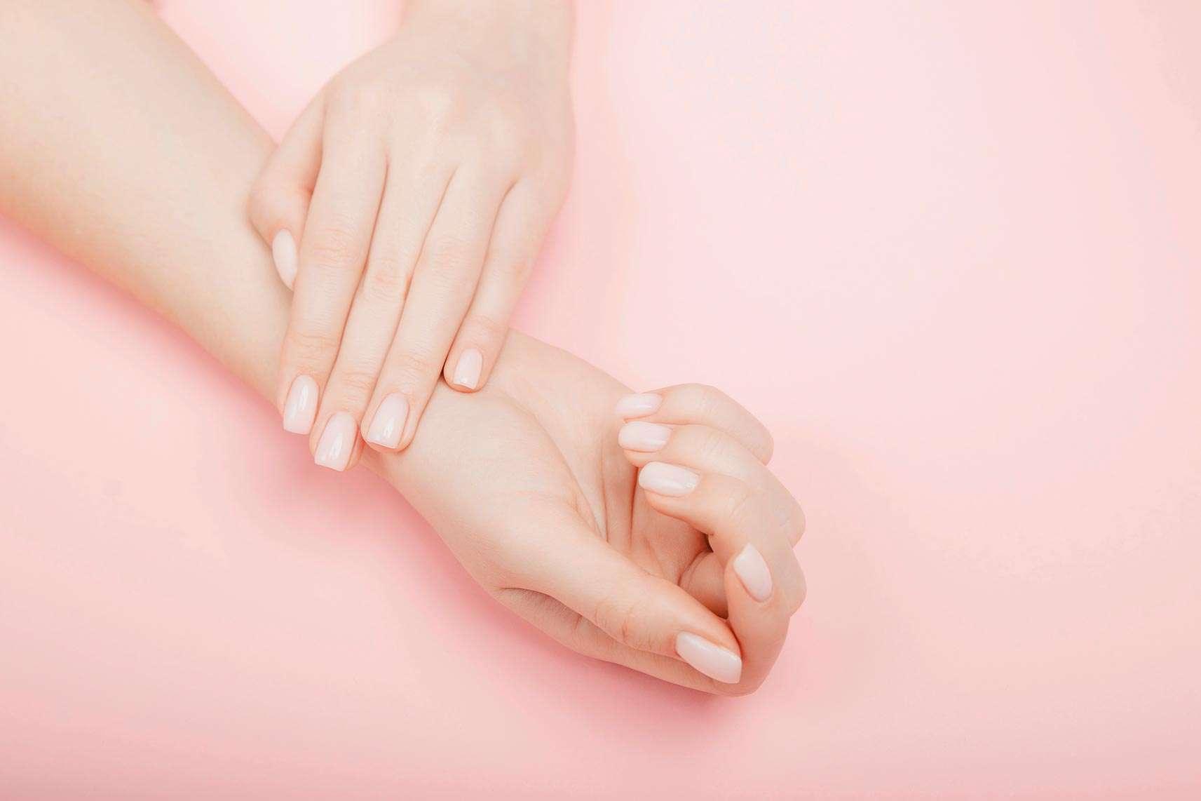 Weak nails?