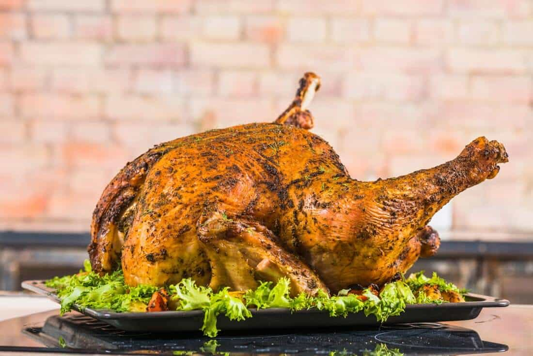 Benefits of eating Turkey