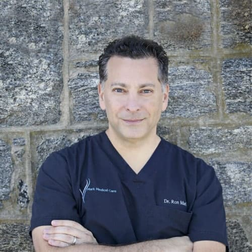 Dr Ron Mark habla sobre venas várices